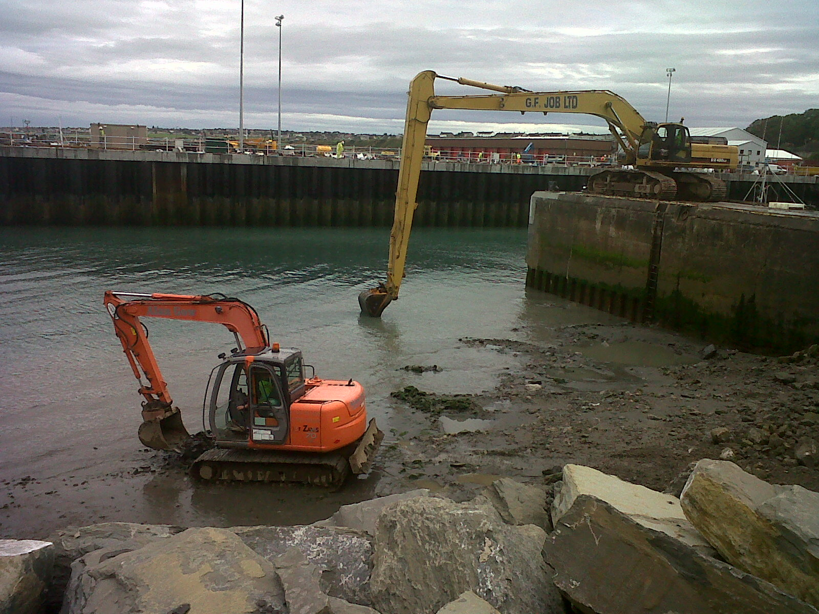 Tidal Works, Scrabster