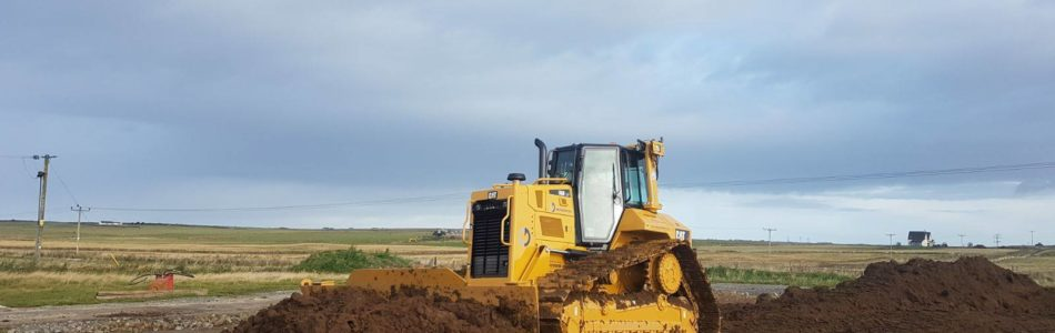 CAT D6N Dozer available for hire.